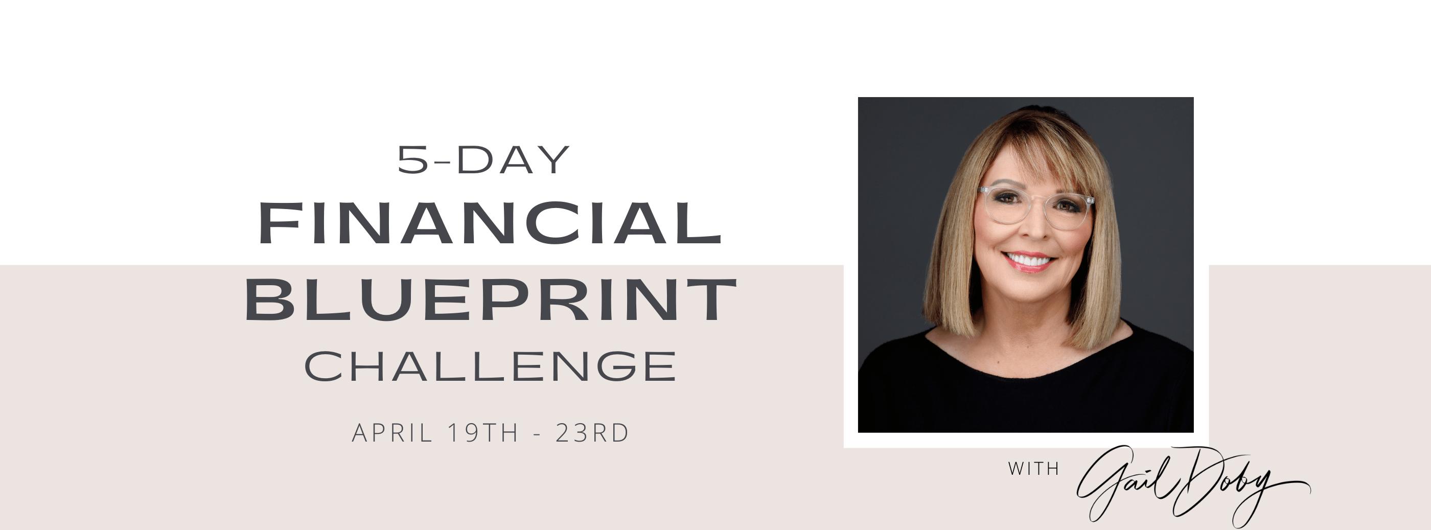 5 Day Financial Blueprint Challenge