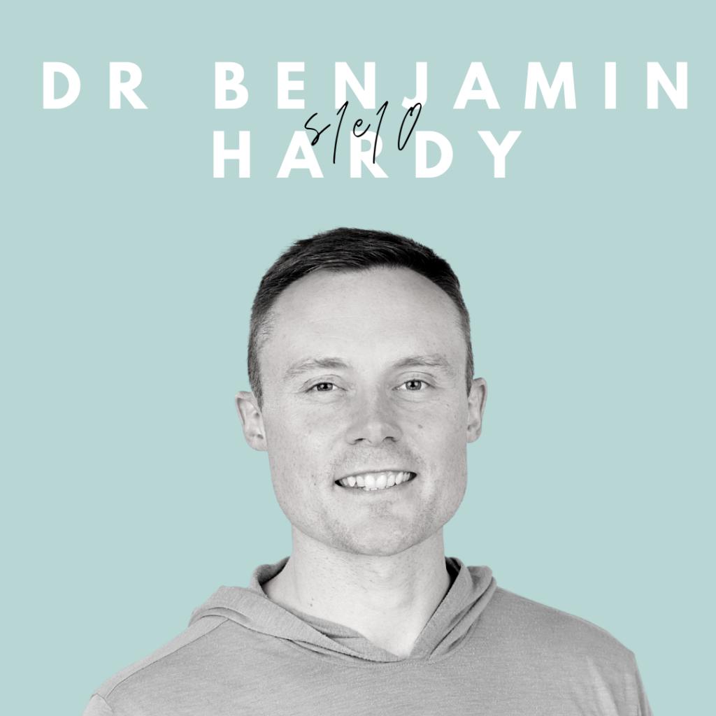 Creative Genius Podcast - Dr Benjamin Hardy