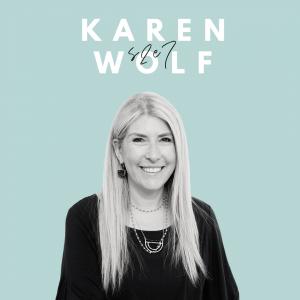 creative genius podcast - karen wolf