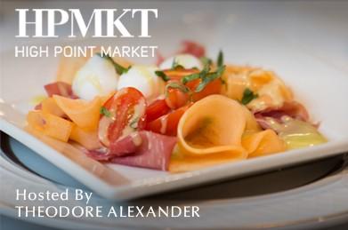 Boardroom Dinner at HPMKT