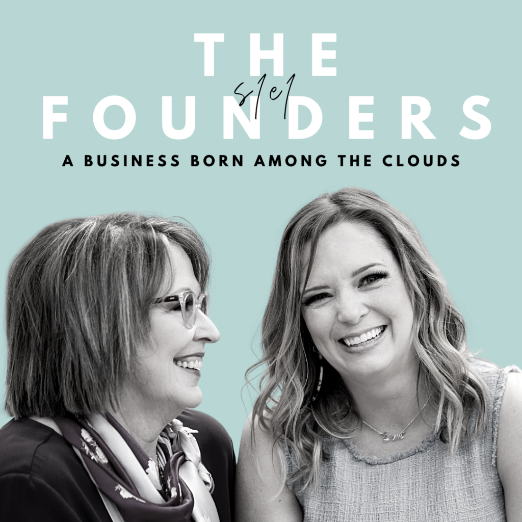 The Founders, S1E1 A Business Born Among The Clouds
